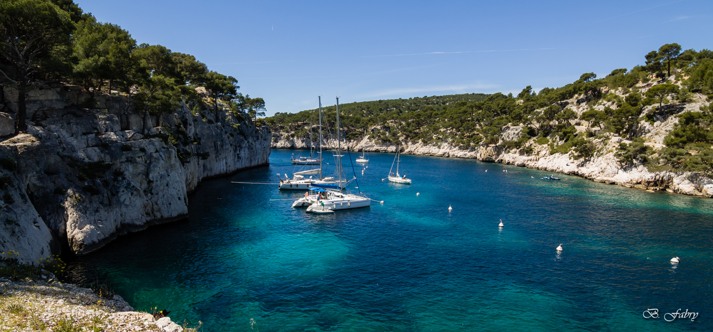 Calanques de cassis photo paca - Office tourisme cassis les calanques a pied ...